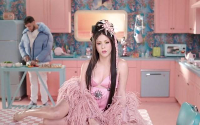 "Shakira lanza video de ""Me gusta"" con Anuel AA - Shakira lanza video de 'Me gusta' con Anuel AA"