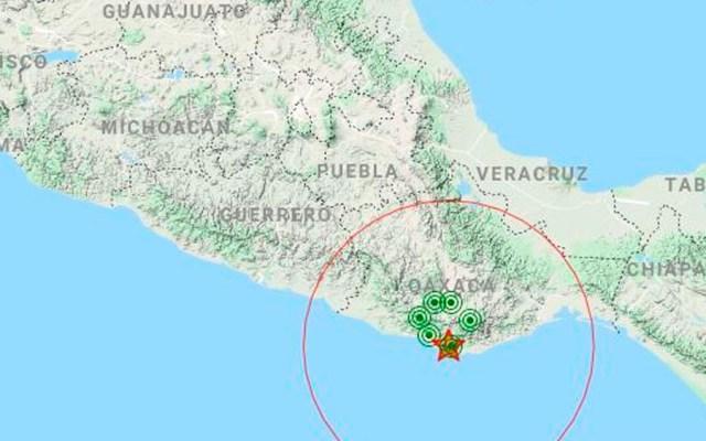 Sismo magnitud 4.7 sacude San Pedro Pochutla, Oaxaca - Sismo de magnitud 4.7 sacude San Pedro Pochutla, Oaxaca