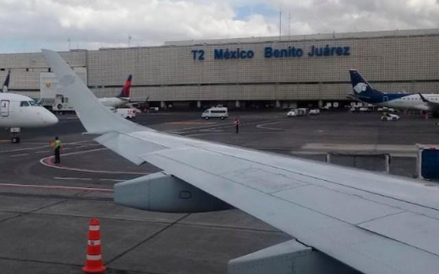 Niega AMLO cancelación de la Terminal 3 del AICM - Foto de Google Maps / Javier Bello Hernández
