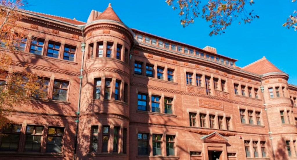 Universidades de EE.UU. cancelan clases por temor al COVID-19 - Universidad de Harvard. Foto de Google Maps / Shi-Ting Chu