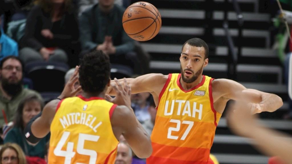 Jugadores del Jazz de Utah están libres de COVID-19 - Utah Jazz covid-19 coronavirus