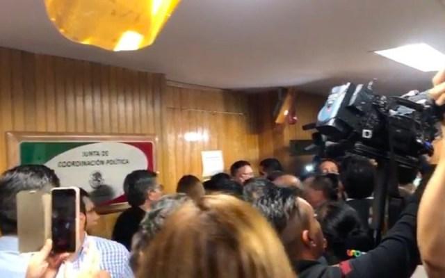 Trabajadores de la Cámara de Diputados denuncian desaparición de plazas y prestaciones