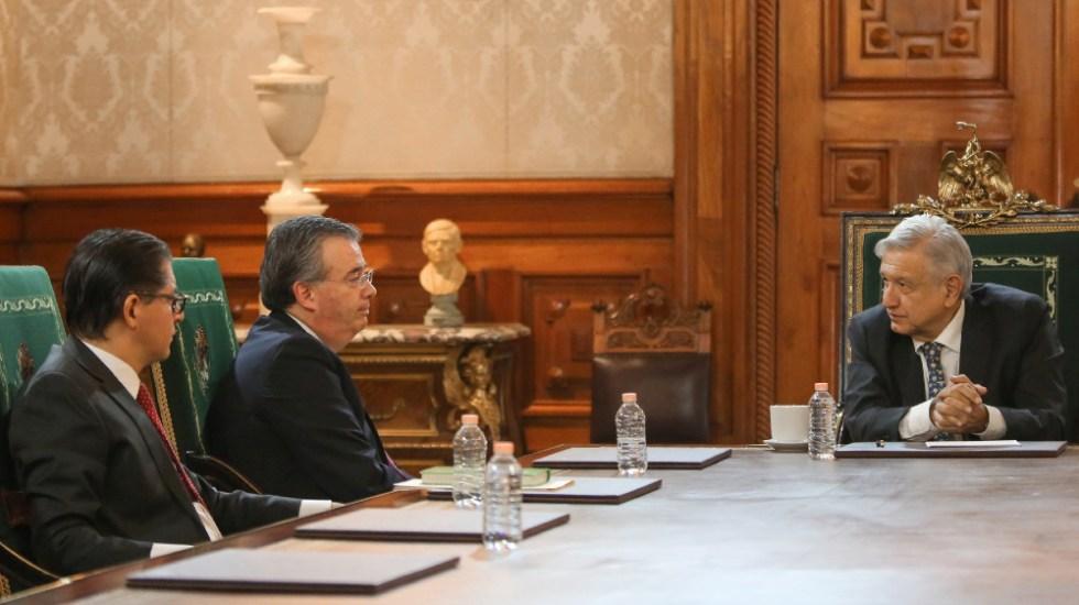 No hay posibilidad: AMLO sobre petición a Banxico de adelantar remanentes de operación - Foto de Gobierno de México