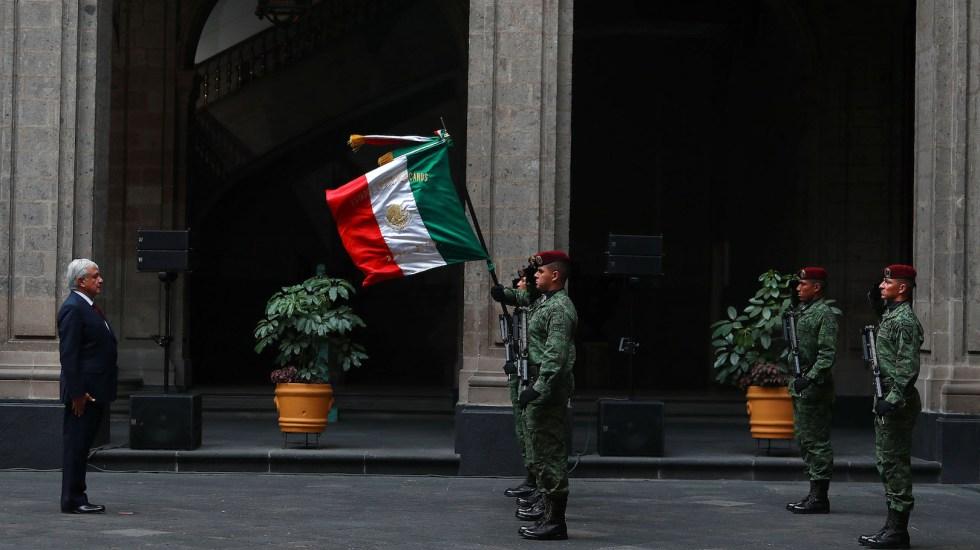 López Obrador presenta plan de reactivación económica por crisis del COVID-19 - Foto de Notimex