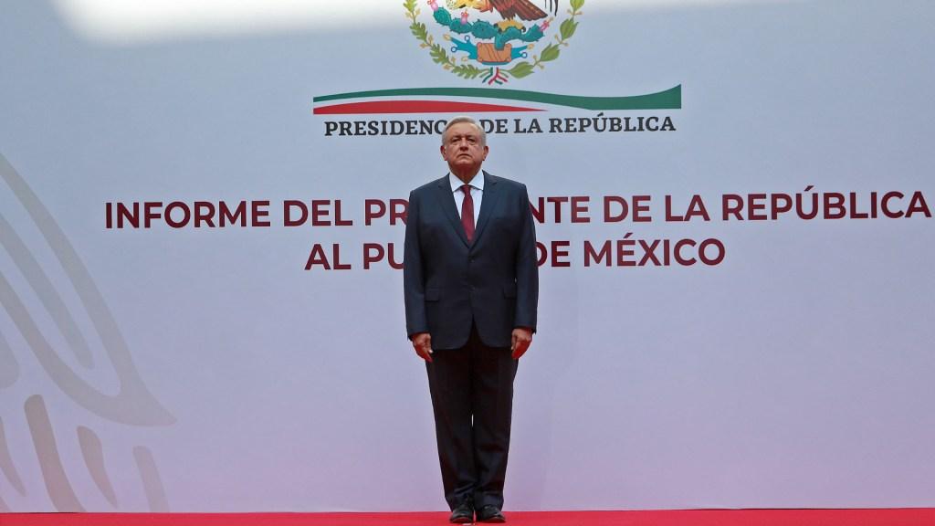 #EnVivo Informe de López Obrador a dos años de Gobierno. Noticias en tiempo real