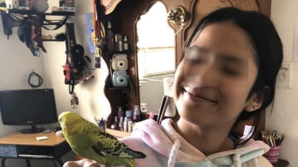 Asesinan dentro de su casa a Ana Paola; tenía 13 años de edad - Ana Paola. Foto de Facebook