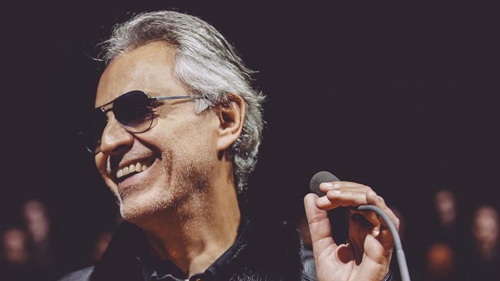 Andrea Bocelli elevará plegaria por la humanidad en 'concierto' desde Milán - Foto de @andreabocelliofficial