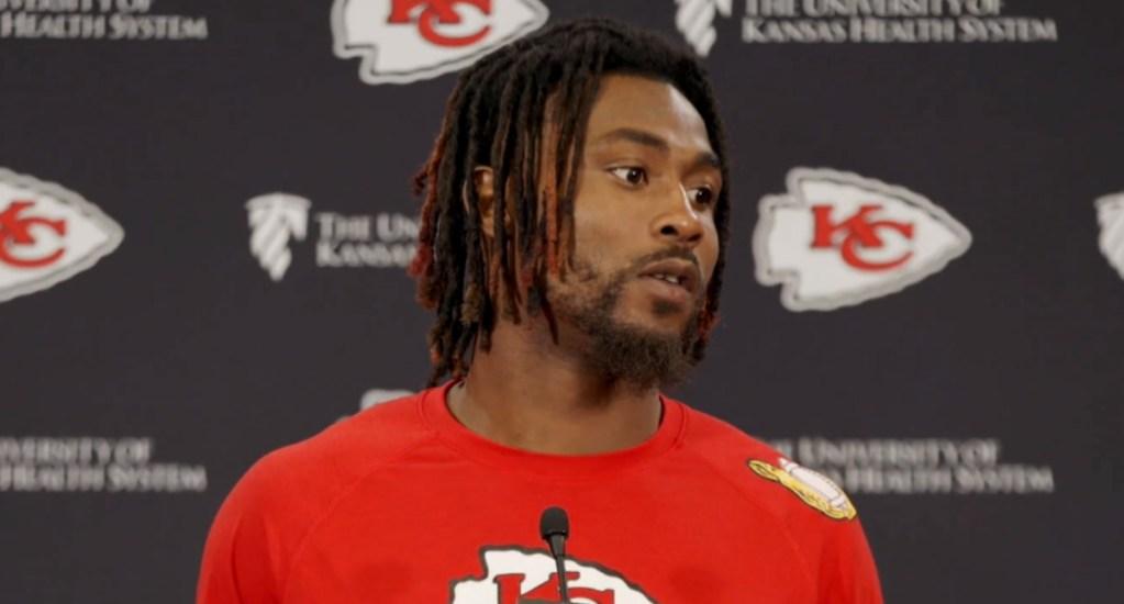 Breeland de los Chiefs arrestado en Carolina del Sur con varios cargos - Bashaud Breeland NFL Chiefs