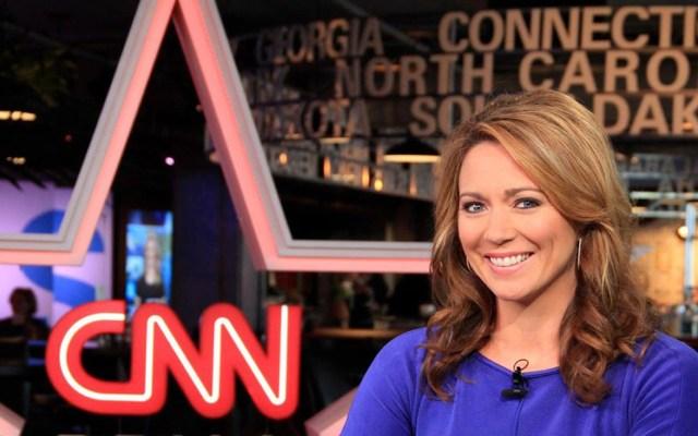 Conductora de CNN da positivo a coronavirus - Brooke Baldwin. Foto de @BrookeBaldwinCNN