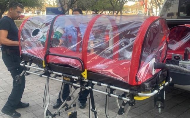 Querétaro acumula 32 pacientes con COVID-19 - Foto de @SSalud_Qro