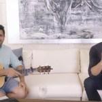 #Video Carlos Rivera ofrece concierto en cuarentena por COVID-19