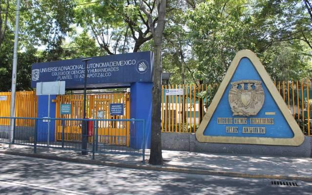 CCH Azcapotzalco confirma que no hubo agresiones en instalaciones - Foto de Facebook CCH Azcapotzalco
