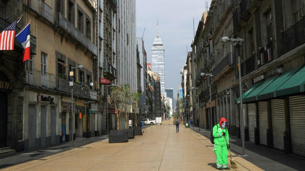 Latinoamérica sufrirá la peor recesión en su historia por COVID-19, prevé la ONU - Cierre de negocios en la Ciudad de México