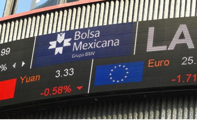 Bolsa Mexicana pierde 0.3 % por percepción de riesgo sobre la economía - Ciudad de México coronavirus COVID-19 2 establecimientos