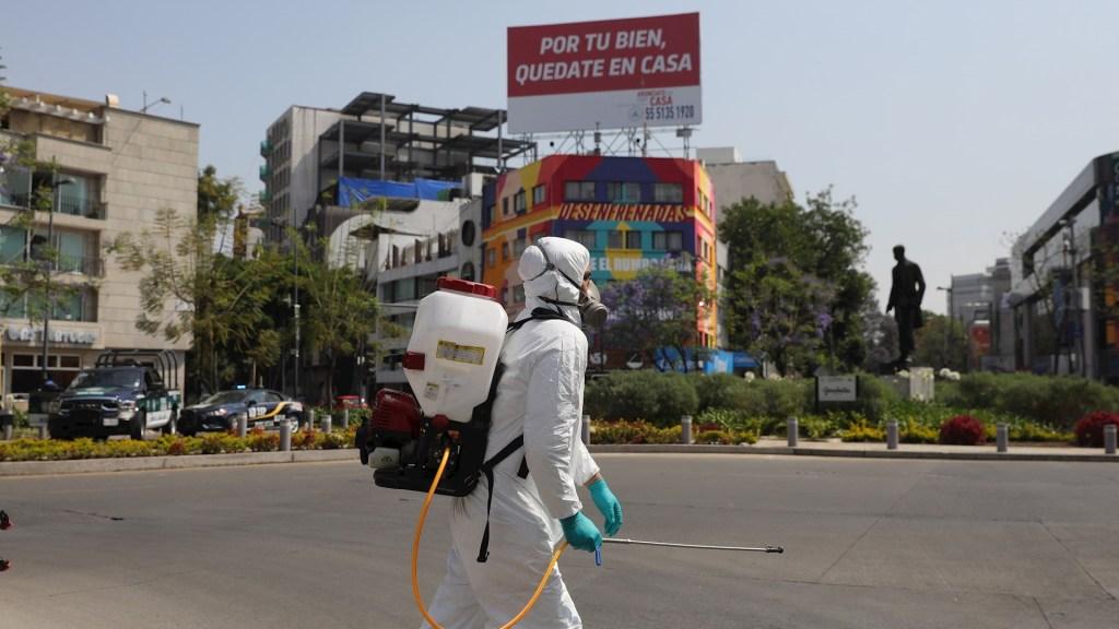 #Video Suman mil 510 casos de COVID-19 en México; hay 50 defunciones - Ciudad de México covonavirus COVID-19 limpieza desinfectante