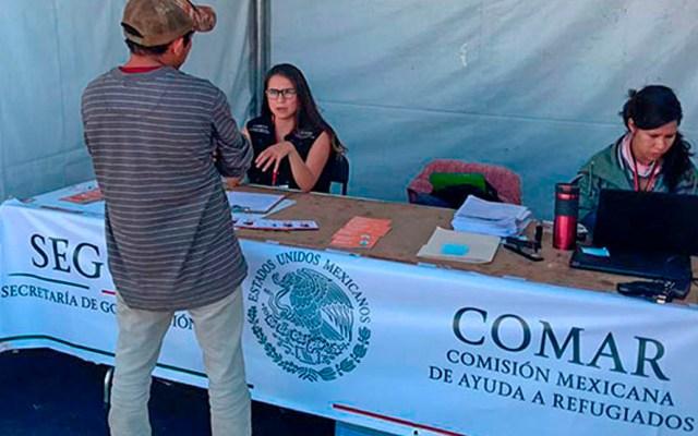 Centros para refugiados mantendrán operaciones esenciales ante COVID-19 - La Comar mantendrá sus labores esenciales en seis entidades y acatará las medidas de seguridad sanitaria emitidas por las autoridades