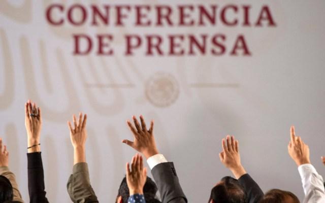 """Suspendida conferencia de Secretaría de Economía por """"causas de fuerza mayor"""" - Foto de Gobierno de México"""