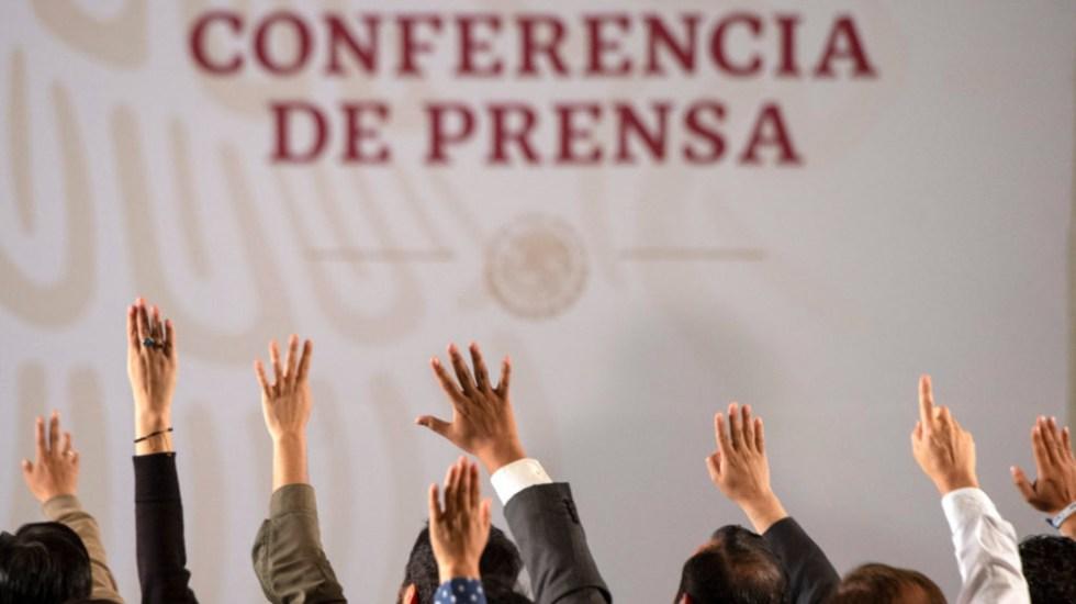 Conferencia matutina López Obrador 5 de agosto - Foto de Gobierno de México