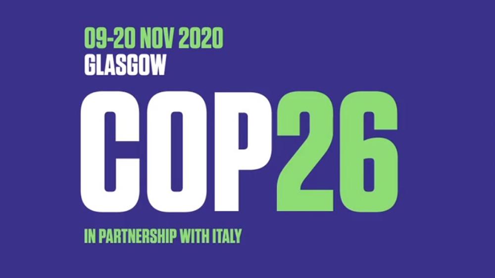 Posponen la COP26 ante pandemia del coronavirus - COP26. Foto de ukcop26.org