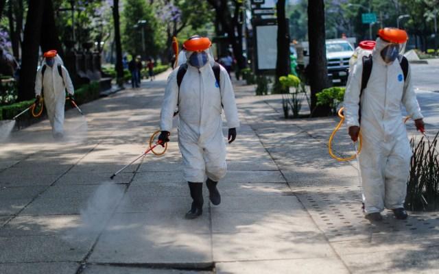 López Obrador presentará el lunes un balance general de las acciones contra el COVID-19 - COVID-19 Coronavirus Ciudad de México
