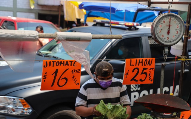 Actividad económica de México tiene en febrero su peor caída desde 2009 - Actividad Económica