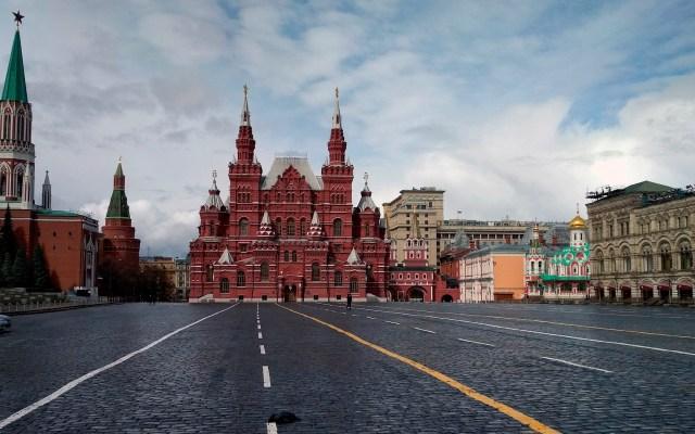 Rusia pospone desfile del 75 aniversario de la Gran Victoria por COVID-19 - Desfile rusia coronavirus COVID-19