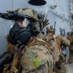 Estados Unidos manda barcos militares cerca de Venezuela en operativo antidrogas