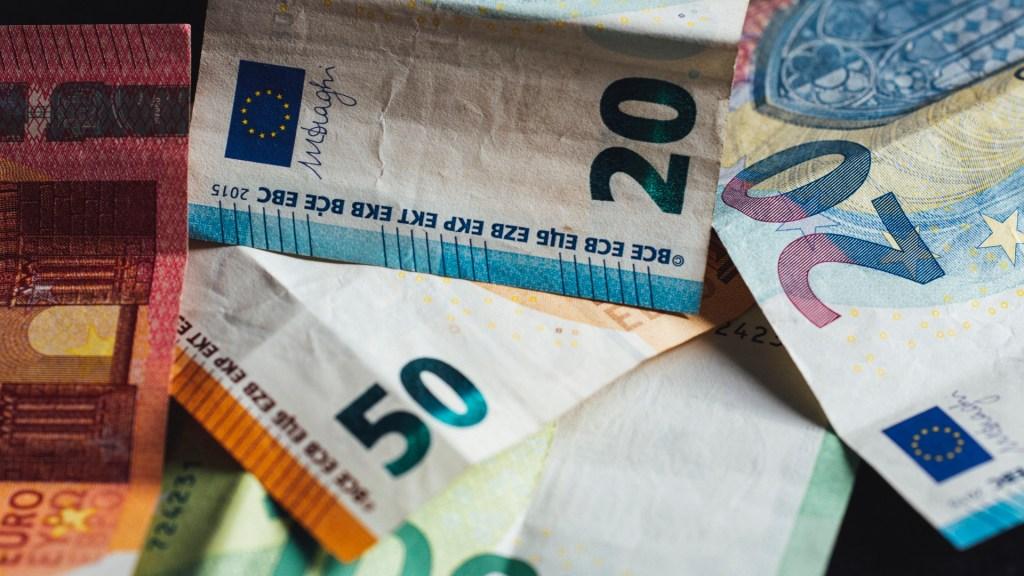 Euros dinero europa economía