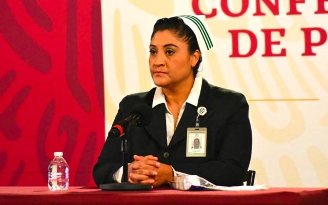 Se han registrado 21 agresiones contra personal de salud en México, declara Fabiana Zepeda - Fabiana Zepeda. Foto de Secretaría de Salud