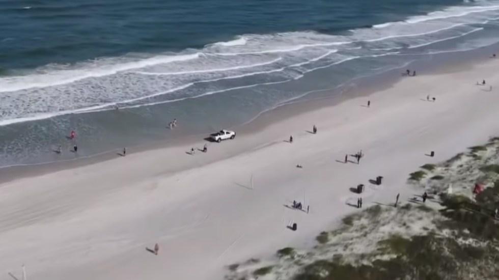 Florida reabre playas pese a aumento en casos de COVID-19 - Florida Playas Estados Unidos