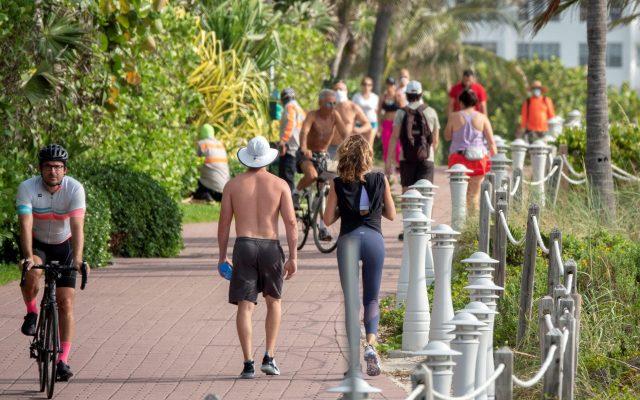 Primera fase de reapertura en Florida inicia el 4 de mayo - Foto de EFE
