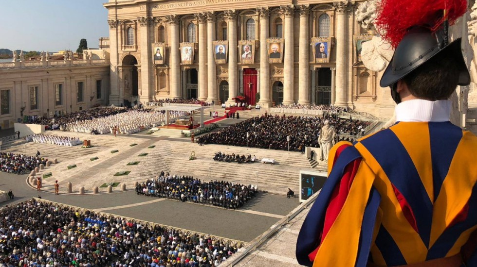 ¿Cuál es la historia de la Guardia Suiza del papa? - Guardia Suiza papa Italia 4