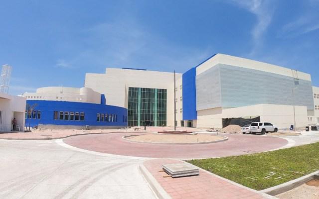 Construcción del Hospital General de Querétaro va al 90 % - Hospital General de Querétaro. Foto de @PanchDominguez