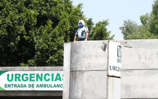 Médicos del IMSS en Tlalnepantla exigen disculpas públicas por manejo de COVID-19 - Foto de Notimex