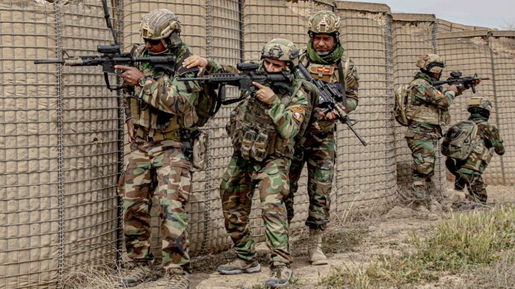 Coalición global continuará presión al Estado Islámico pese a COVID-19 - Iraq Estado Islámico Coalición ISIS Daesh