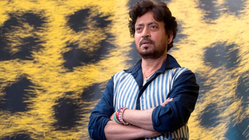 Murió el actor Irrfan Khan, estrella de Bollywood - Irrfan Khan. Foto de EFE