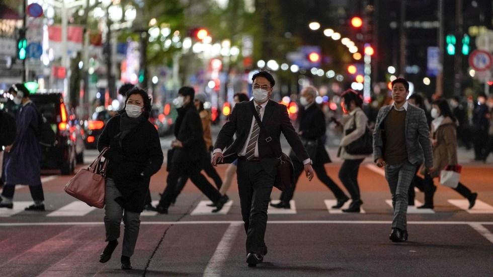 Primer ministro de Japón descarta alerta sanitaria pese a aumento en contagios de COVID-19 - Japón japoneses COVID-19 coronavirus