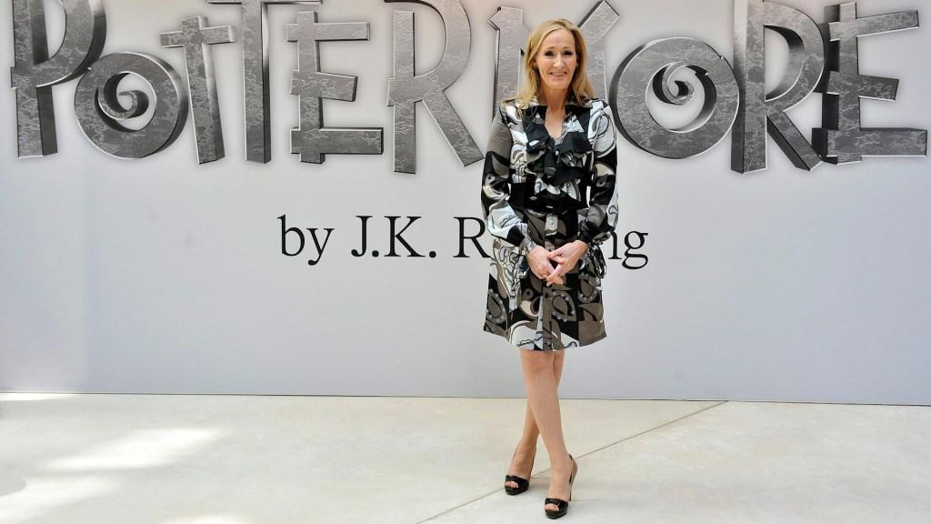 JK Rowling afirma haber superado el COVID-19 - JK Rowling coronavirus COVID-19