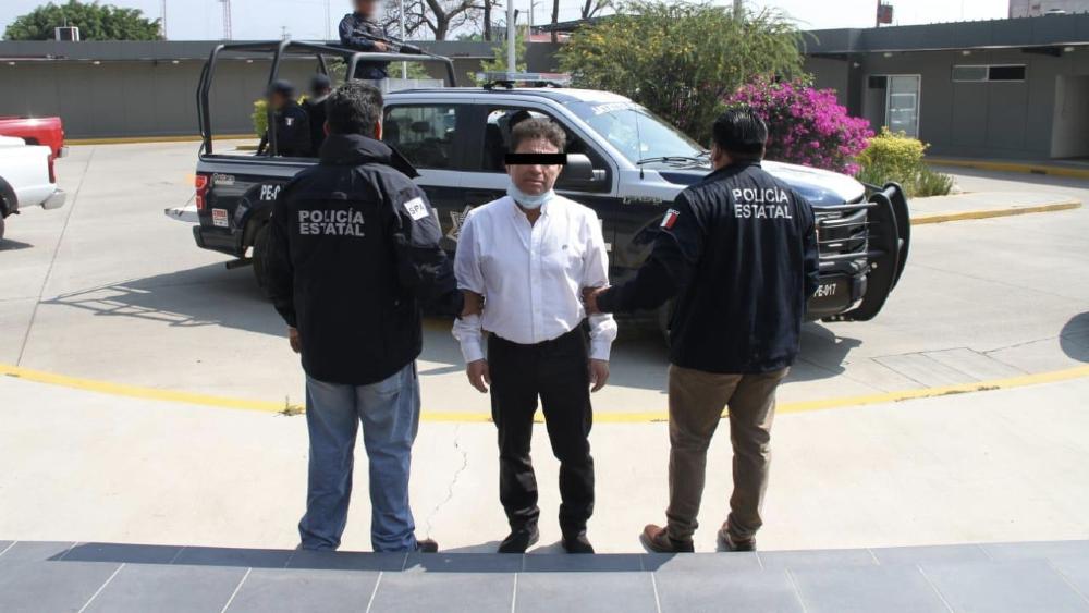 Vinculan a proceso a exdiputado por ataque con ácido contra saxofonista María Elena Ríos - Juan Antonio Vera Carrizal detencion Oaxaca