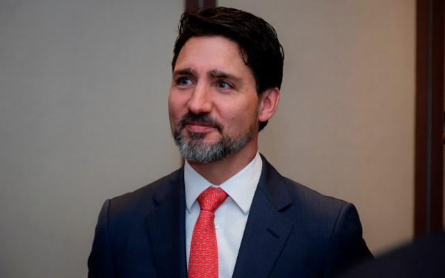 Ruedas de prensa del COVID-19 disparan la popularidad de Trudeau - Foto de EFE