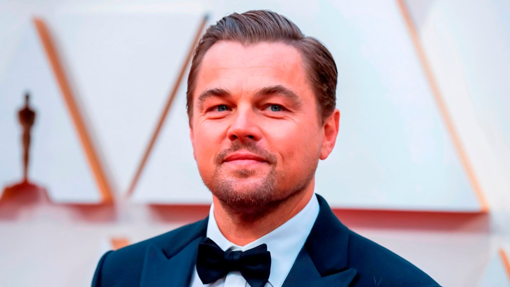 DiCaprio crea fondo para dar comida durante pandemia de COVID-19 - Leonardo DiCaprio coronavirus COVID-19