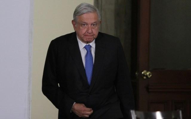 """López Obrador reprocha a medios """"desinformación"""" por crisis del COVID-19 - Foto de Notimex"""