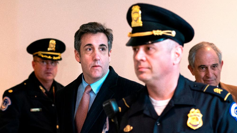 Exabogado de Trump busca demandar al Gobierno por su vuelta a la cárcel - Michael Cohen exabogado
