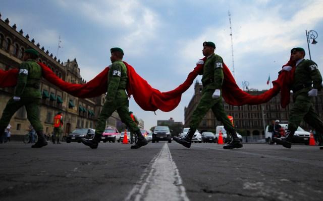Cinco muertos en las Fuerzas Armadas por COVID-19 - Foto de Notimex