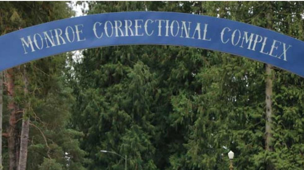 Reclusos en cárcel de Washington se amotinan e inician incendio - Monroe Correctional Complex Washington