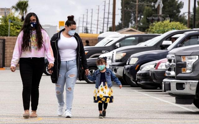 California apoyará económicamente a migrantes por COVID-19 - Foto de EFE