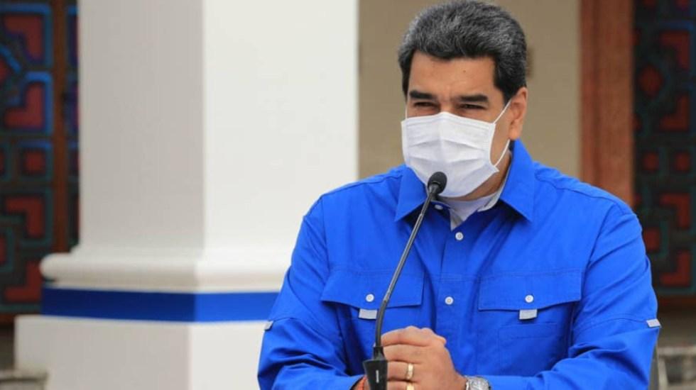 Descarta Maduro elecciones este año en Venezuela por situación del COVID-19 - Foto de Nicolás Maduro