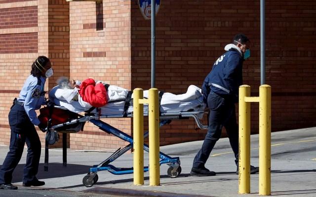 Hombre en EE.UU. pide a policía que lo mate tras contraer COVID-19 - Nueva York policia coronavirus COVID-19