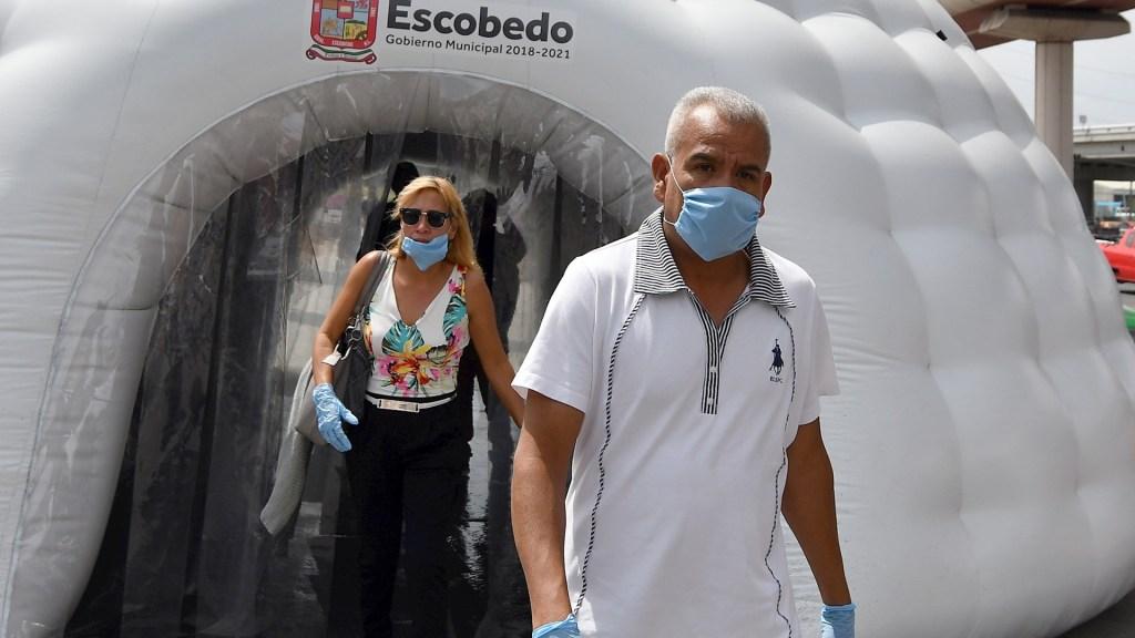 CDMX, Estado de México y Baja California, los tres estados en Semáforo Epidemiológico Rojo por COVID-19 - Nuevo León COVID-19 coronavirus estado