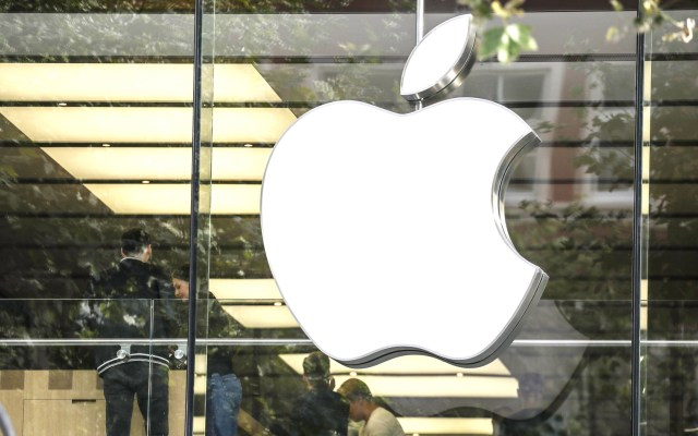 Usuarios de iPhone gastaron 519 mil millones de dólares a través de aplicaciones en 2019 - Oficinas de Apple. Foto de EFEF